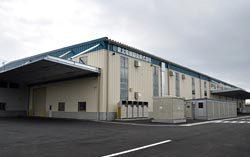 旧工場隣接地で竣工した東北電機製造の新工場