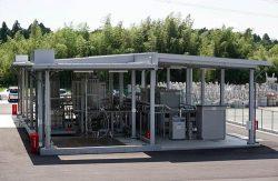 6日開所した栃木リサイクルセンター