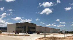 ケーティで8月に竣工する新工場