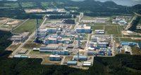 日本原燃の使用済み燃料再処理工場(青森・六ケ所村)