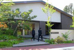 鳥藤本店が町民と復興作業に従事する作業員に開放した大熊食堂