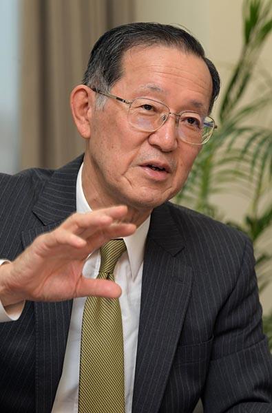 原子力委員会 岡芳明委員長