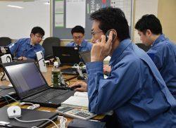 北海道電力は広域幹事会社として各社の窓口と連絡を取り合った