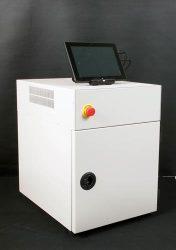 パ社が開発した「HS-CMR法」を採用した測定装置の試作機
