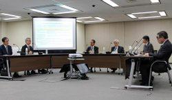 浜岡原子力の安全性向上などについて勝野社長が説明した