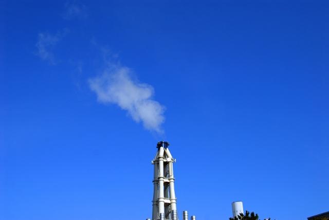 石炭火力からの二酸化炭素でメタンガスを作るなど、CCUへの取り組みが進む(写真はイメージ)