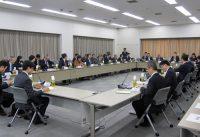 1月16日に再開された総合資源エネルギー調査会電力・ガス事業分科会原子力小委員会
