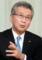 電気事業連合会会長 勝野 哲氏