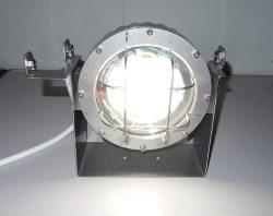 原子力発電所の使用済み燃料プールで使用可能なLED水中証明