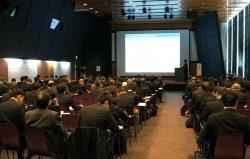 新検査制度や自主的安全性向上に関する講演が行われた