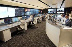 国内外の多様な施設を監視できるグローバルリモートセンター
