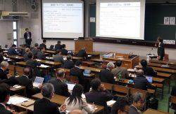 特別セッションでは伊方3号に対する広島高裁の仮処分決定を取り上げた