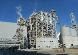 相馬エネルギーパーク合同会社が運営するバイオマス混焼式発電所