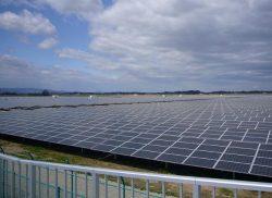 東北最大級となる5万9900kWの太陽光発電所