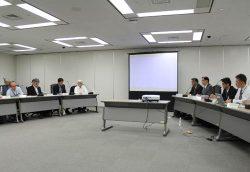 およそ8か月ぶりに日本原燃の施設を取り上げた規制委審査会合