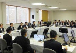 エネルギー研究開発拠点化計画の改訂などを議論した