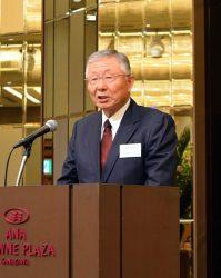 「発展の可能性が十部有る」と北陸地域の魅力を語る久和会長