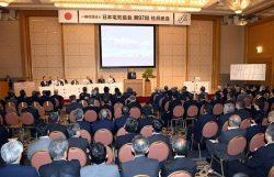16年ぶりに富山で開催された社員総会(6日)