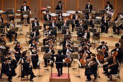 札幌交響楽団の演奏が来場者を魅了した