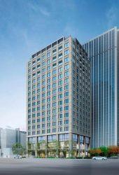 関電不動産開発とパレスホテルが大阪市内で開発するホテルのイメージ