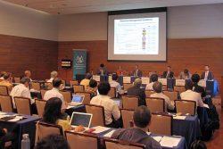 「北東アジアのプルトニウム」をテーマに日米間の専門家が講演した