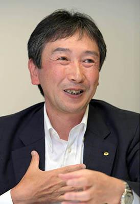 関西電力電力流通事業本部副事業本部長・ネットワーク技術部門統括 高市和明氏