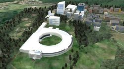 次世代放射光施設のイメージ(光科学イノベーションセンター提供)