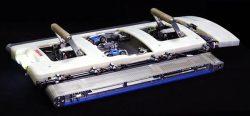 東芝が開発したタービン発電機の検査ロボット