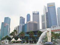 シンガポール(マーライオン)