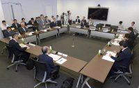 事実認定などの作業が始まった検証委の初会合(21日、東京・豊洲)