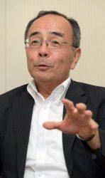 原子力エネルギー協議会理事長に就任した門上英氏