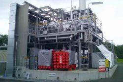 アンモニア合成の実証試験装置