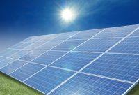 太陽光発電 無料画像