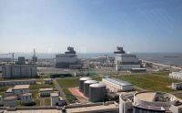 AP1000を採用した山東省の海陽原子力発電所(海外電力調査会提供)