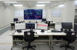 東芝が納入した変電所操作訓練シミュレーター