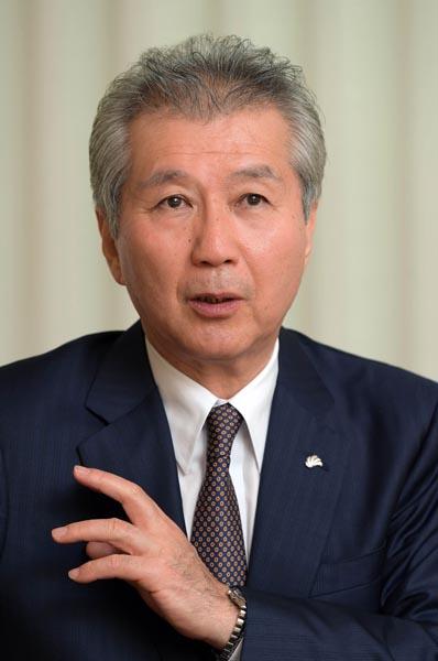 勝野哲・電気事業連合会会長