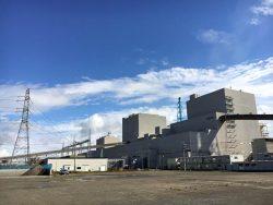 北海道胆振東部地震で今までにない揺れに見舞われた苫東厚真発電所