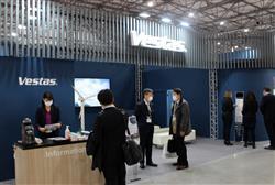 ベスタス、日本市場で存在感/陸上風力最大手、受注伸び新機種投入も